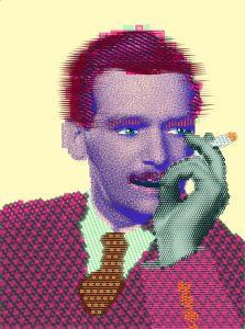 Portrait of Douglas Fairbanks II